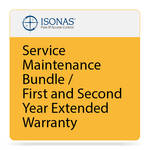 Isonas Service Maintenance Bundle - First and Second Year Extended Warranty