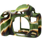 easyCover Silicone Protection Cover for Canon 5D Mark IV (Camouflage)