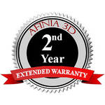 Afinia Extended Warranty for H400 3D Printer (2nd Year)