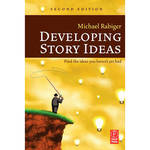 Focal Press Book: Developing Story Ideas (2nd Edition, Hardback)