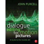 Focal Press Book: Dialogue Editing for Motion Pictures: A Guide to the Invisible Art (2nd Edition, Paperback)