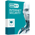 ESET Internet Security 2017 (3 Users, 1-Year License, Download)