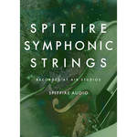 Spitfire Audio Spitfire Symphonic Strings - Sample Library (Download)