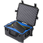 Go Professional Cases Hard Case with Wheels for senseFly eBee Drone with Accessories (Black)