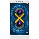 Huawei Honor 6x BLN-L24 32GB Smartphone (Unlocked, Silver)