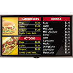 "LG SM3C Series 55"" Full HD Signage Display with Embedded System-on-Chip (Black)"