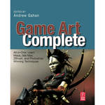 Focal Press Book: Game Art Complete: All-in-One: Learn Maya, 3ds Max, ZBrush, and Photoshop Winning Techniques (Paperback)