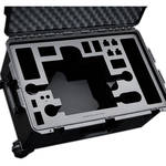 Jason Cases Protective Pelican Case for Freefly MoVI M10 Gimbal Stabilizer with Cage & MIMIC
