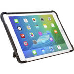 "CTA Digital Security Case with Kickstand & Anti-Theft Cable for 9.7"" iPad Pro/iPad Air"