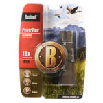 Bushnell 10x25 PowerView Binoculars (Camouflage, Clamshell Packaging)