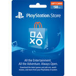 Sony PlayStation Store $50 Gift Card
