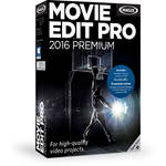 MAGIX Entertainment Movie Edit Pro Premium (Volume 100+, Academic, Download)