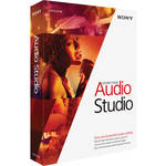 MAGIX Entertainment Sound Forge Audio Studio 10 - Audio Editing/Production Software (5-99 Tier Site-Licenses, Download)