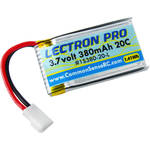 Common Sense RC Lectron Pro 1S 380mAh Flight Battery for Hubsan X4 Quadcopter