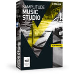 MAGIX Entertainment Samplitude Music Studio - Music Production Software (Boxed)