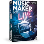 MAGIX Entertainment Music Maker Live - Music Production Software (Educational, Download)