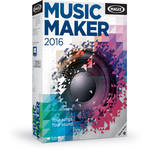 MAGIX Entertainment Music Maker - Music Production Software (5-99 Tier Site-License, Educational, Download)