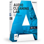 MAGIX Entertainment Audio Cleaning Lab - Audio Restoration Software (Educational, Download)