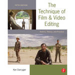 Focal Press Book: The Technique of Film and Video Editing: History, Theory, and Practice (5th Edition, Hardback)
