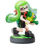 Nintendo Inkling Girl (Alternate Color) amiibo Figure (Splatoon Series)