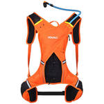 SOURCE DUNE Trail Run 1.5L Hydration Backpack (Orange/Yellow)