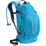 CAMELBAK L.U.X.E. 7L Hydration Backpack with 3L Reservoir (Atomic Blue/Black Iris)