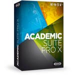 MAGIX Entertainment Academic Suite Pro X (Volume 5-99, Download)