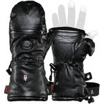 The Heat Company Shell-Full Leather Mitten (Size 8)