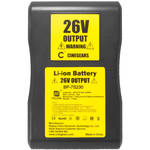 CINEGEARS 230Wh 26V Lithium-Ion Extreme Gold-Mount Battery