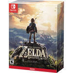 Nintendo The Legend of Zelda: Breath of the Wild Special Edition (Nintendo Switch)