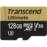 Transcend 128GB Ultimate UHS-I microSDXC Memory Card (Class 10)