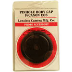 Lensless Pinhole Body Cap for Canon EF