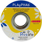 3D Printlife PLAyPHAb 2.85mm PLA/PHA Filament (Red)