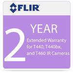 FLIR 2-Year Extended Warranty for T440, T440bx, and T460 IR Cameras