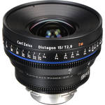 ZEISS Compact Prime CP.2 15mm/T2.9 PL Mount with Imperial Markings