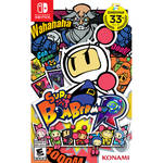 Konami Super Bomberman R (Nintendo Switch)