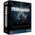 EastWest ProDrummer 1 - Virtual Instrument (Educational, Download)