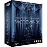 EastWest Hollywood Orchestral Woodwinds Gold Edition - Virtual Instrument (Educational, Download)