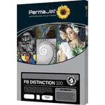 PermaJetUSA Fiber Base Distinction 320 Baryta Paper (A3+, 25 Sheets)