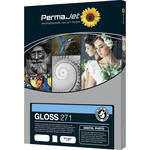 PermaJetUSA Gloss 271 Digital Photo Paper (A3, 50 Sheets)
