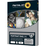 PermaJetUSA Portrait Rag 285 Smooth Fine Art Paper (A3, 25 Sheets)