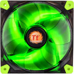 Thermaltake Luna 12 LED Cooling Fan (Green)