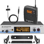 Sennheiser EW512 G3 Wireless Bodypack Microphone System with MKE-2 Gold Lavalier Mic (A1: 470 to 516 MHz)