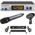 Sennheiser EW500-965 G3 Wireless Handheld Microphone System with E965 Mic (Frequency A1: 470 to 516 MHz)