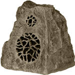 "SoundTube Entertainment XT-PowerRock 8"" Outdoor Rock Speaker (Brown)"