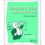 Focal Press Book: Comedy for Animators (Paperback)