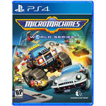 SQUARE ENIX Micro Machines World Series (PS4)