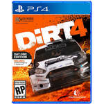 SQUARE ENIX DiRT 4 Day One Edition (PS4)