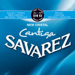 SAVAREZ 510CJ Cantiga High Tension Classical Guitar Strings (6-String Set, 30 - 44)
