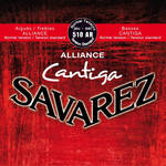 SAVAREZ 510AR Alliance Cantiga Normal Tension Classical Guitar Strings (6-String Set, 24 - 43)